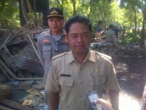Mulki Kadis Kebersihan dan Tata Kota Kabupaten Lombok Timur