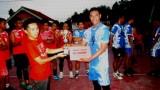 Paldira Masbagik Juara I Turnamen Volly Ball Pancasila Cup
